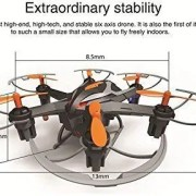 ILov-Yizhan-i6s-Mini-Helicopter-Drone-24G-RC-Hexacopter-with-6-Axis-Gyro-3D-Roll-20MP-Camera-Pack-1-Blanco-0-2