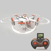 ILov-Yizhan-i6s-Mini-Helicopter-Drone-24G-RC-Hexacopter-with-6-Axis-Gyro-3D-Roll-20MP-Camera-Pack-1-Blanco-0-4