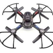 JJRC-H12C-Modo-Headless-Una-clave-para-volver-RC-Quadcopter-Con-5MP-cmara-Blanco-H12C-0-2