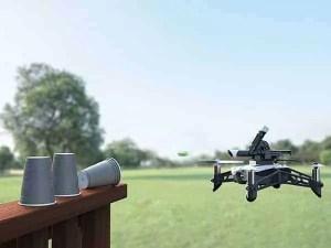 Parrot Mambo, el mini drone de Parrot listo para el combate