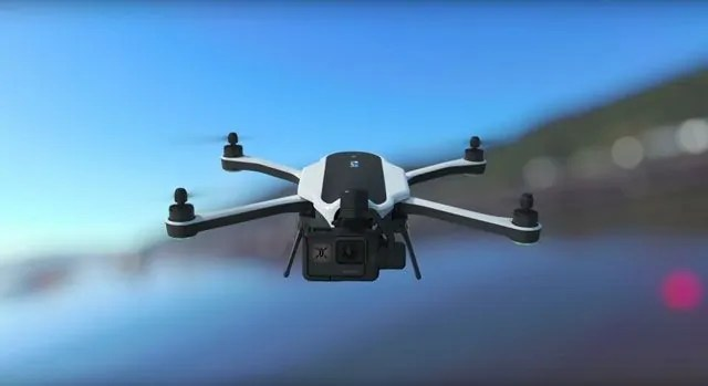 karma drone gopro