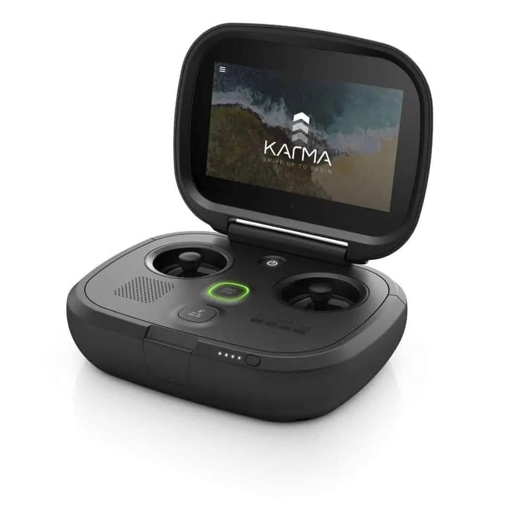 karma gopro drone