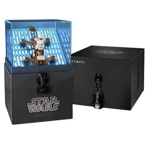Speeder Bike star wars propel