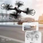 Drocon Cyclone X708 y X708W: Drones para principiantes