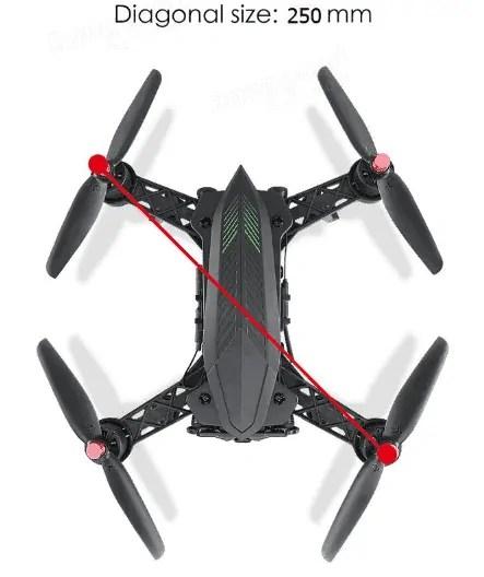 comprar drones baratos de carreras