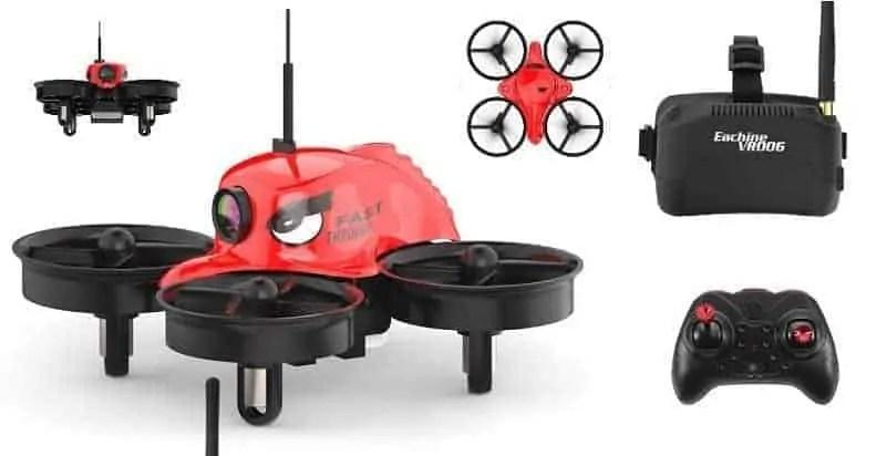 drones de carreras fpv