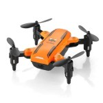 Mini drone H815 plegable y con modo headless