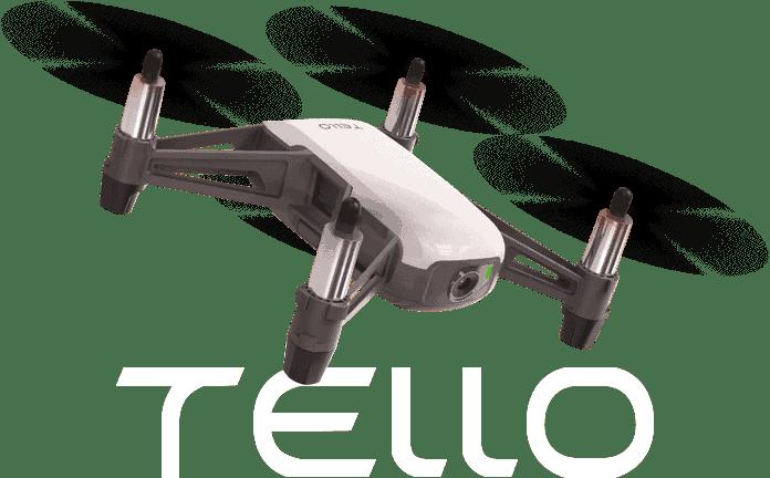 Ryze tello dji drone