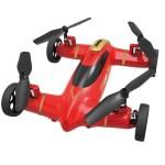 Syma X9 FlyCar: Por tierra y por aire