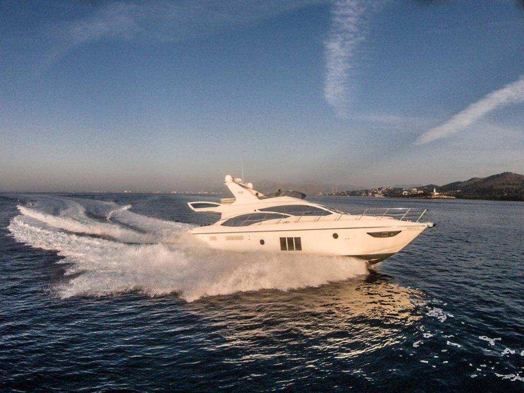 Yacht Azimut 58