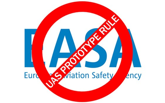 Update on EASA Prototype Rules for Unmanned Aircraft