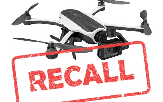 Bad Karma For Gopro After Drone Recall