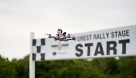 Thrust UAV and PCS Edventures make history on British soil with a world first at the Goodwood Festival of Speed.
