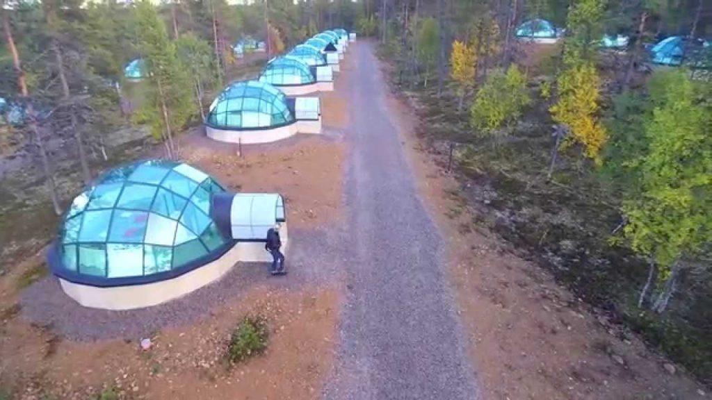 Igloo Village Kakslauttanen Artic Resort Saariselk