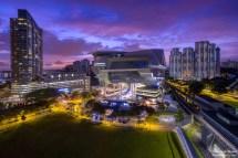 Star Vista Singapore Dronestagram