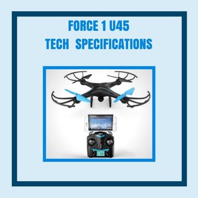 force-1-u45-tech-specifications