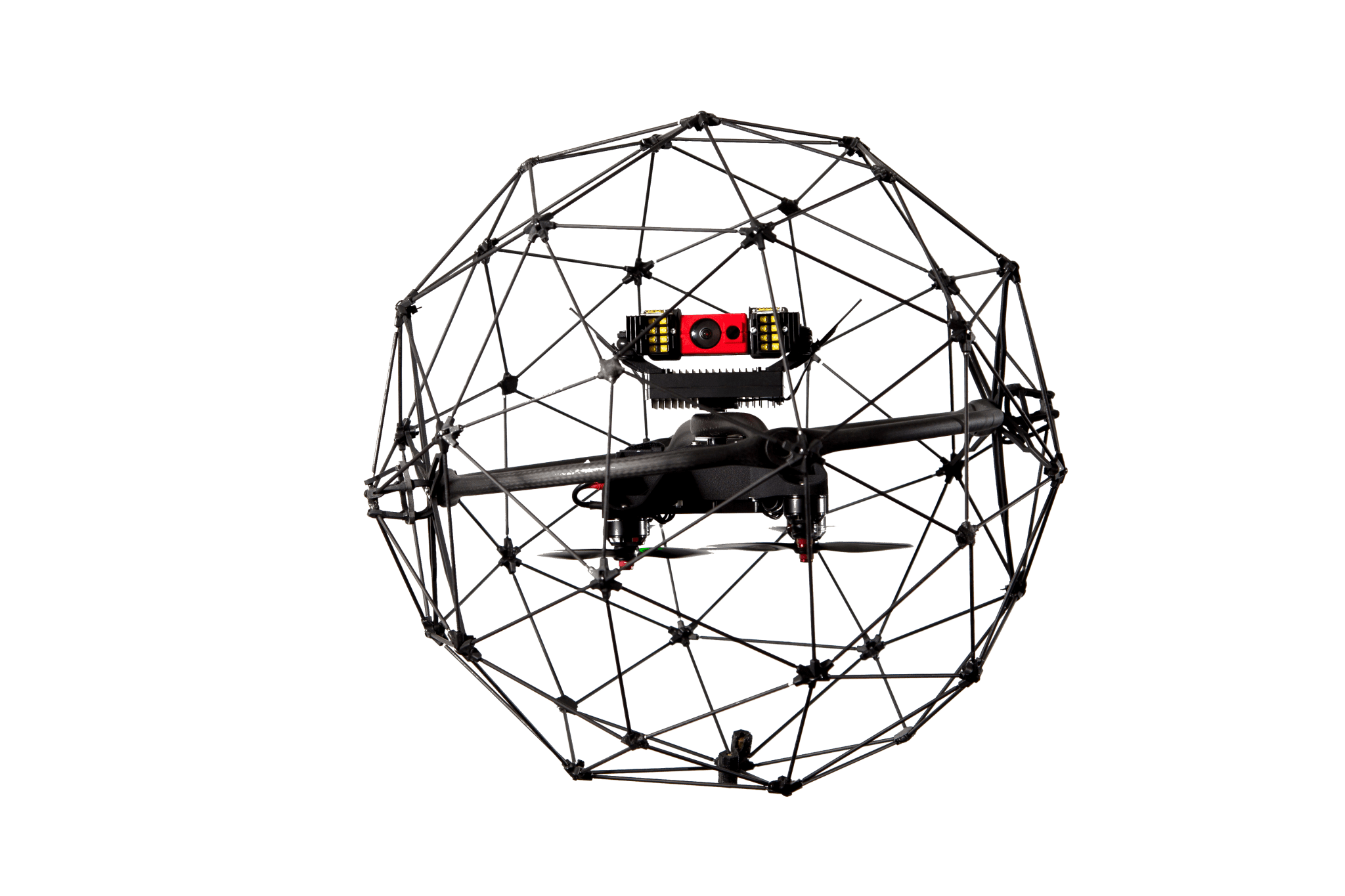 Flyability Drone Search And Rescue Flexible Drone For Inaccessible Places