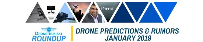 dronethusiast roundup january 2019