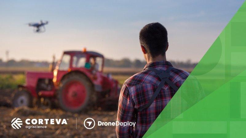corteva agrisciencie drone deploy