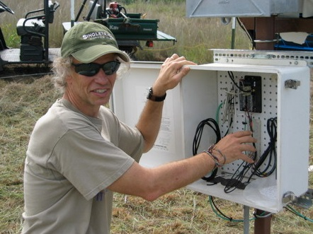 university of oklahoma phillip chilson drone weather