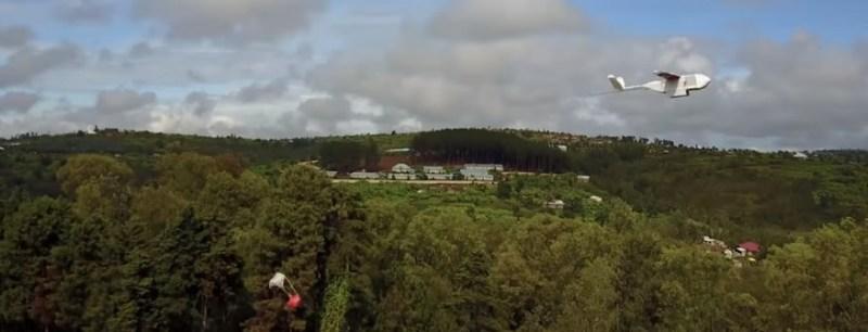 zipline drone delivery universal health care
