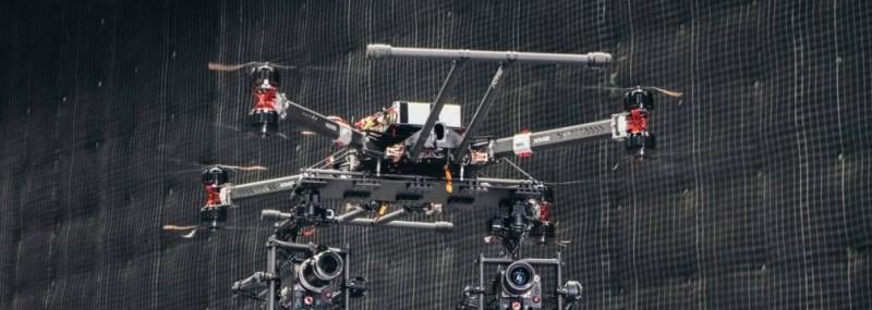 hollywood drone