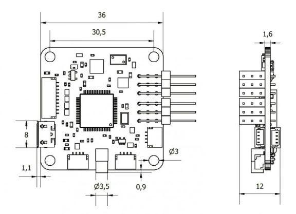 Cc3d Flexiport Flight Controller Wiring Diagram. Naza