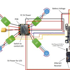 Fpv Racing Drone Wiring Diagram Jazz Bass Skyline 32 43 Flight Controller Guide Guides Dronetrest