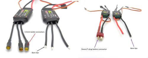 small resolution of what to consider when buying a esc for your multirotor guides 6 ch rc plane wiring diagram quadcopter esc wiring