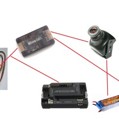 Fpv Transmitter Wiring Diagram Refrigerator Compressor And Telemetry Apm Set Up Help Requested