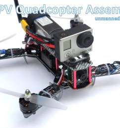 beginners guide on how to build a mini fpv 250 quadcopter using the drone and fpv wiring diagram  [ 1107 x 807 Pixel ]