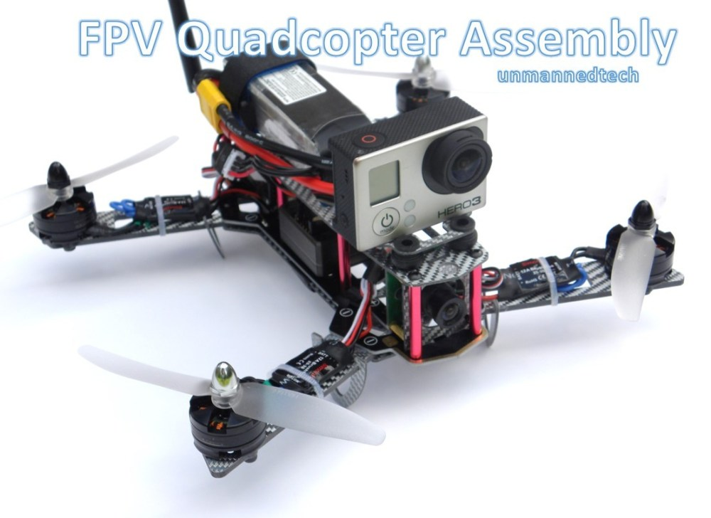 medium resolution of beginners guide on how to build a mini fpv 250 quadcopter using the drone and fpv wiring diagram
