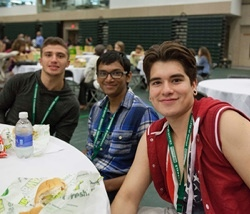New Student Orientation Fall 2014 at College of DuPage, COD newsroom August 12, 2014