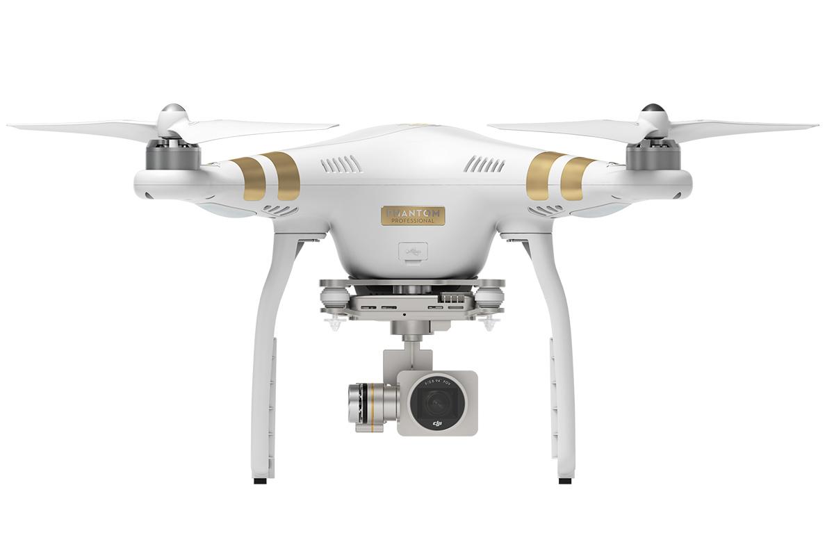 DJI Phantom 3 with 4k Camera