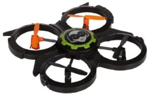 Extending quadcopter flight time: UDI foam body quadcopter