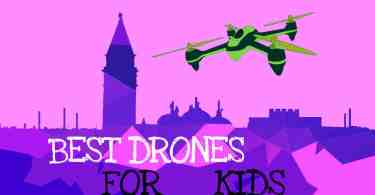 Best drones for kids: Featured Image