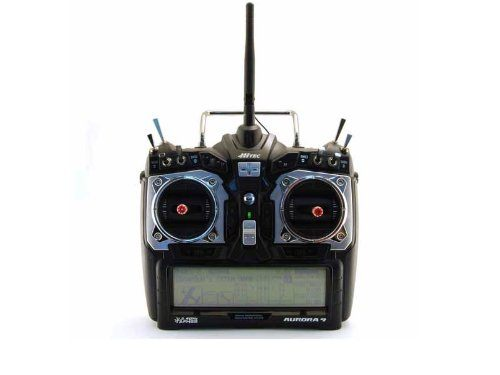 Best RC transmitter for plane: Aurora 9