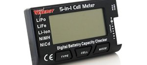 LiPo battery cell meter
