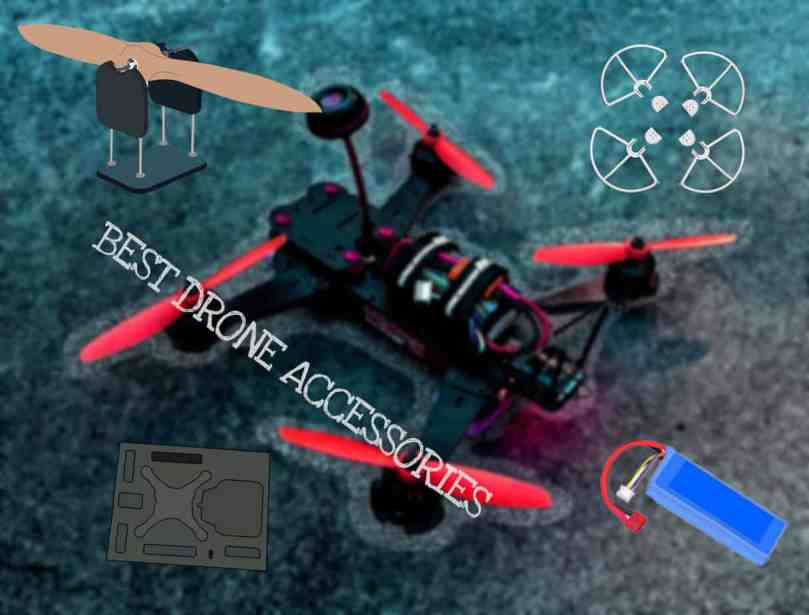 Best drone accessories : Featured Image