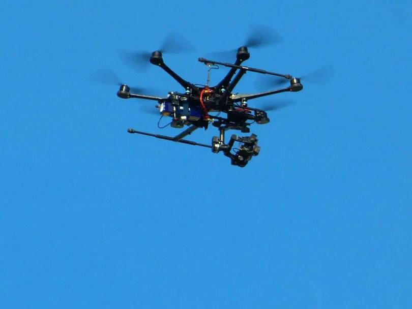 Tricopter vs Quadcopter vs Hexacopter : Hex