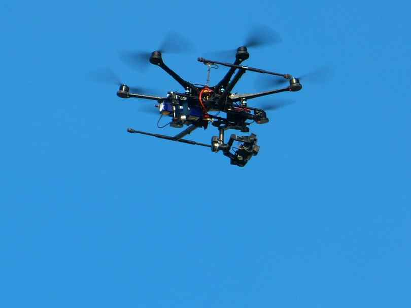 Tricopter vs Quadcopter vs Hexacopter : Hex