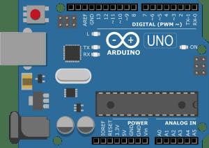 Arduino quadcopter : Arduino