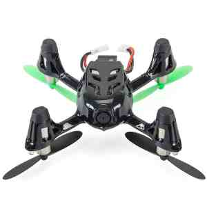 Hubsan X4 H10C build review