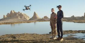 Ecco il nuovo DJI FPV drone: ancora una volta DJI reinventa l'esperienza di volo
