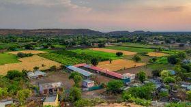 India: oltre 500 droni per la più grande opera di rilievo di proprietà residenziali