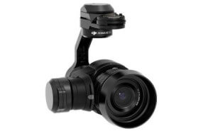 Integrated Drone Components - Inspire 1 Zenmuse X5R Gimbal And Camera