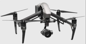 DJI Inspire 2 Aerial Photography Drone
