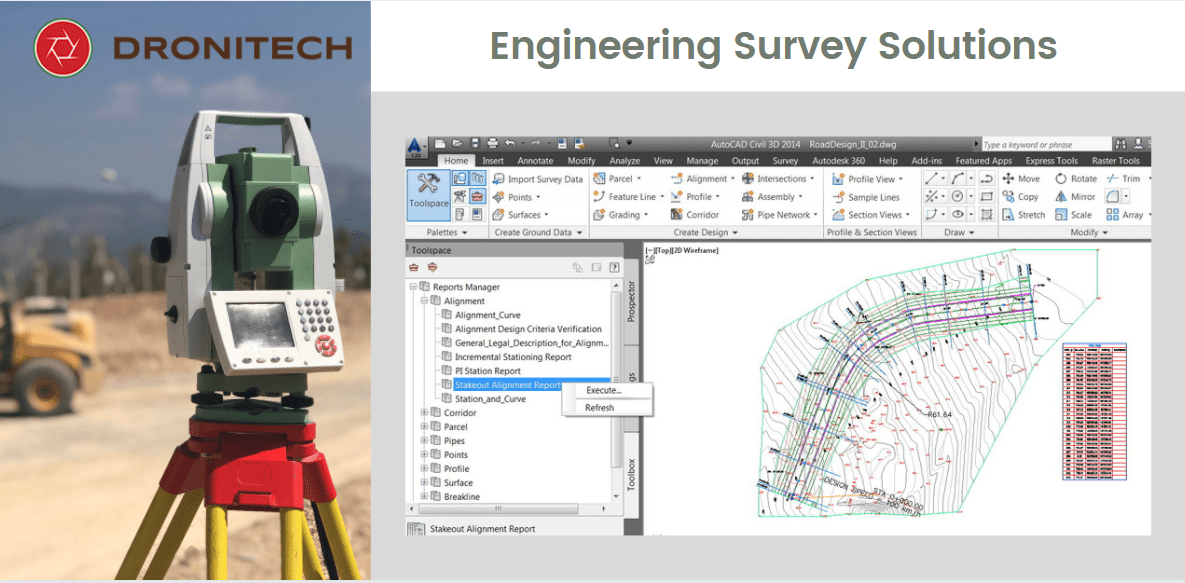 total station surveying 1
