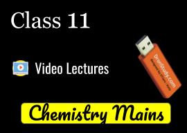 Class 11 Chemistry for IITJEE