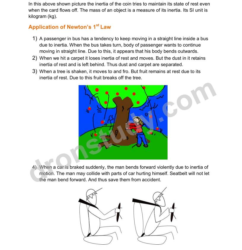 Newton S Laws Of Motion Lecture Notes - Www imagez co